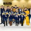 PHOTO GALLERY:  Boys Hockey Senior Night '16