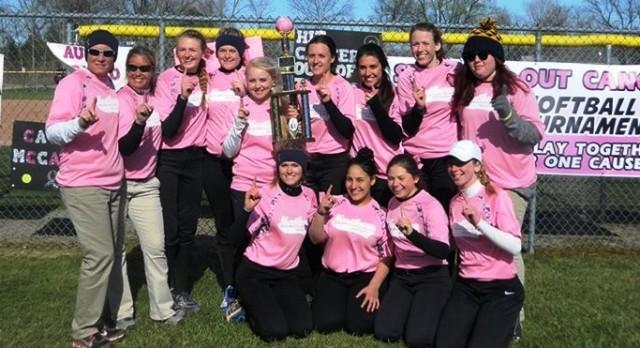 Huskies win Cancer Awareness Tournament
