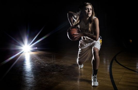 Votava is the Times Herald Girls Basketball Player of the Year