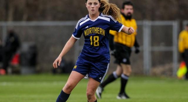 Hannah Jones Named Gatorade Michigan Girls Soccer Player of the Year 2016