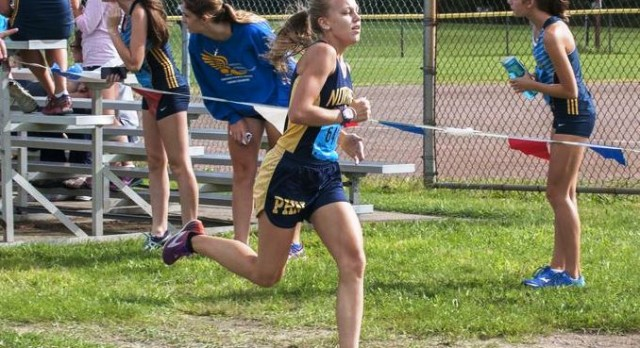 MAC Championships: Defrain finishes 1st in MAC White, 2nd Overall