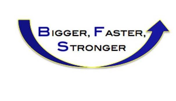 BIGGER, FASTER, STRONGER weight training begins Monday, 11/28/16