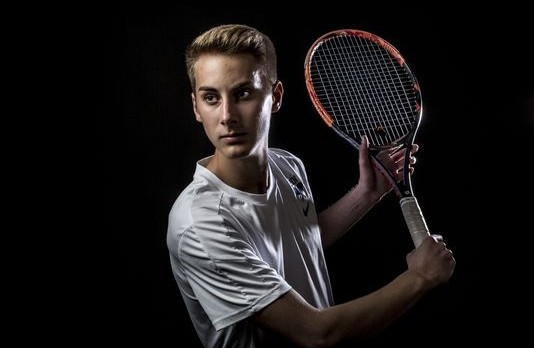 Northern's Chris Adams named Tennis Player of the Year