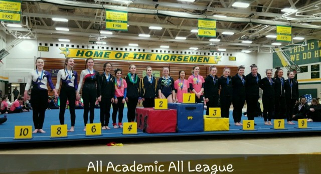 Five Huskies named to Great Lakes League All-Academic Team