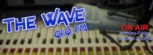 The Wave on air logo