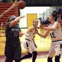 PHOTOS:  District Play 3/1/17:  PHN 53, Dakota 58