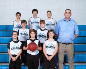 MS Basketball Boys C