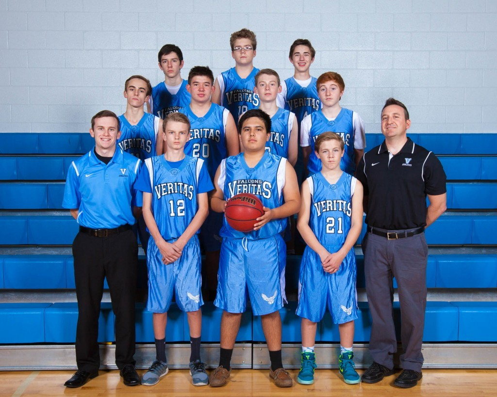 JV BASKETBALL