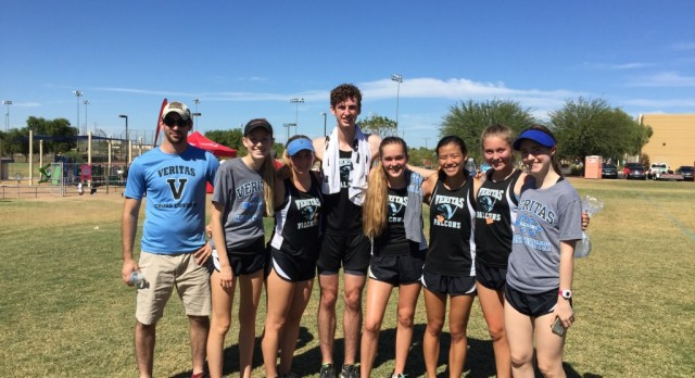 HS Cross Country Shines at Titan Invitational