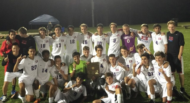 Panthers Take Region Title In Thriller