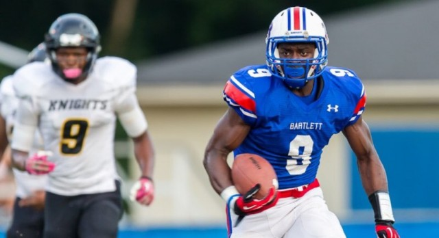 Bartlett Kicks Off Season With A Win