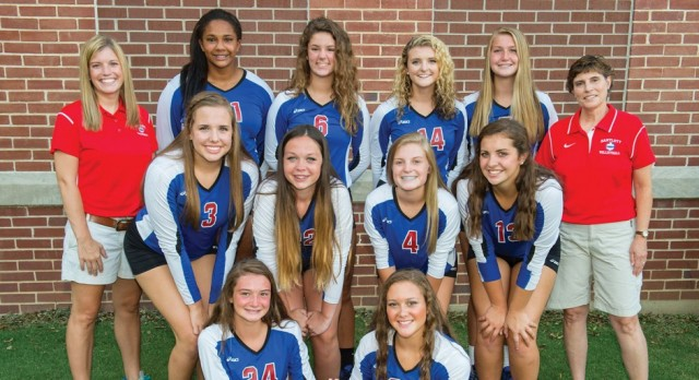 Panther Volleyball Starts Strong