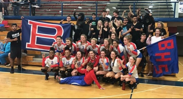 Volleyball Headed To State Tournament