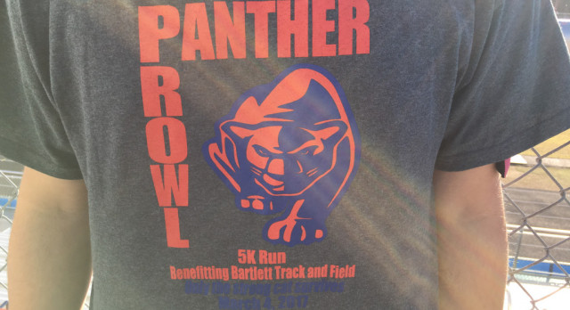 Panther Prowl 5K Results