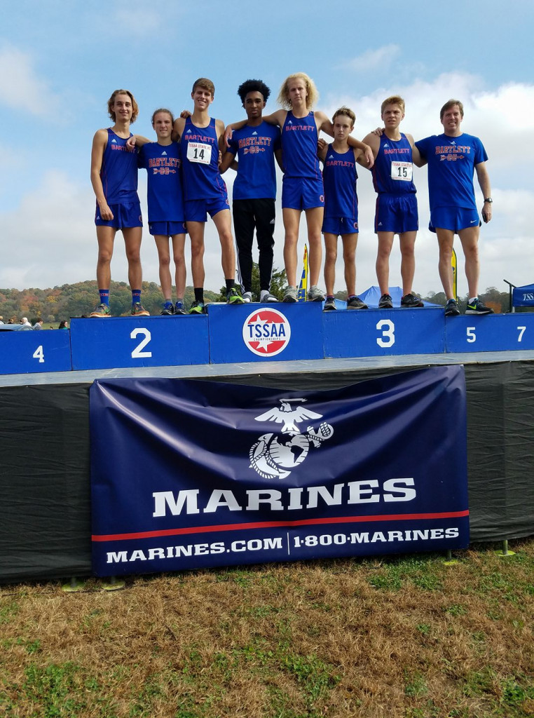 Boys XC @ State