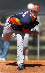 Brady Rodgers Astros
