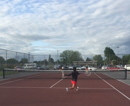 Women's Tennis 7-0 After Win Over North Salem
