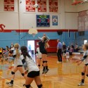 2016 Freshman Volleyball vs. Forest Grove