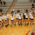 2016 Varsity Volleyball vs. Forest Grove