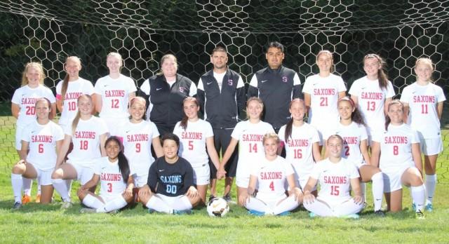 Saxon Girls Soccer Extend Their Season