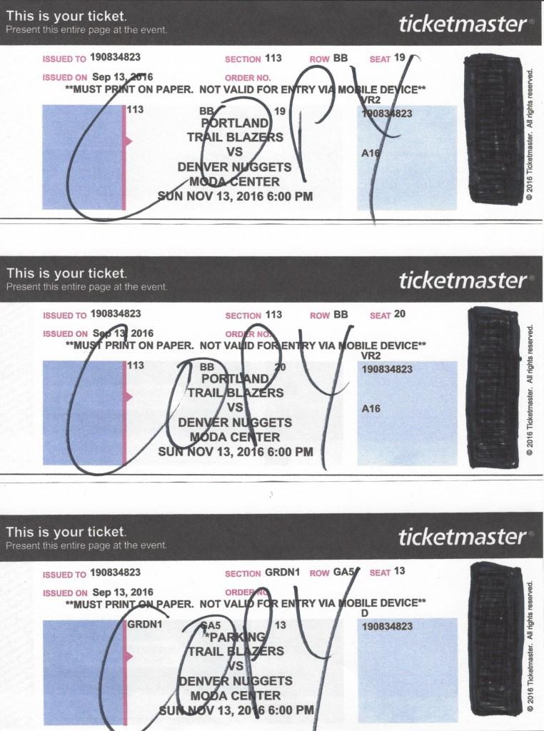Blazer Tickets Copy