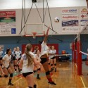 2016 JV Volleyball vs. West Albany