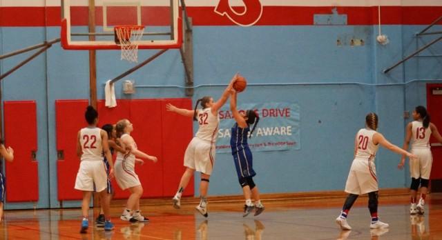 2017-18 Girls Basketball Youth Clinic