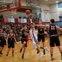2017 Varsity Boys Basketball vs McMinnville