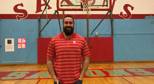 Lewis Hired as Girls Basketball Coach