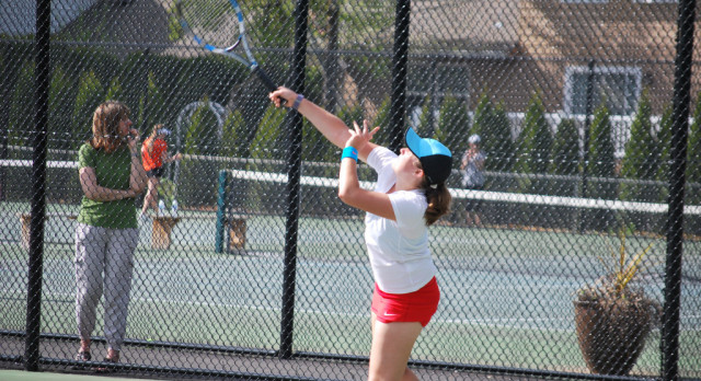 Jillian Studer Honored with Tennis Scholarship