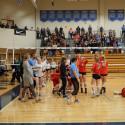 2017 Varsity Volleyball vs Jesuit
