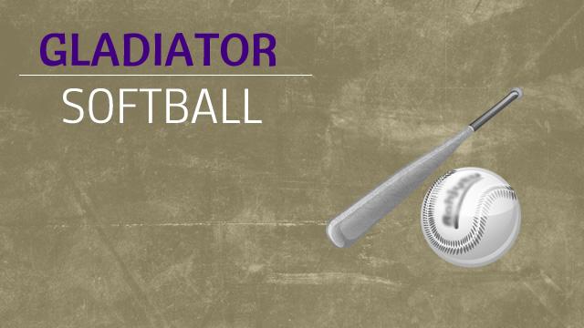 Softball Program Calendar Update