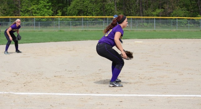 Softball drops two at Linden