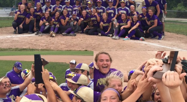 Baseball and Softball advance to Regionals!