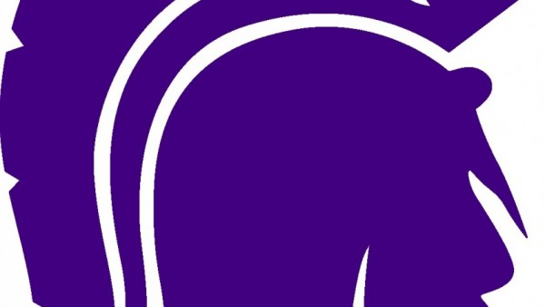 Gladiator Head Purple-Transparent