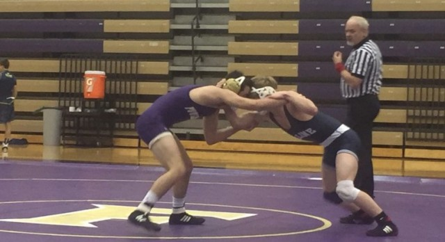 Gladiator grapplers top Orioles, 45-27!