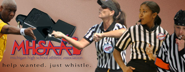 Attention Seniors! Be the referee…