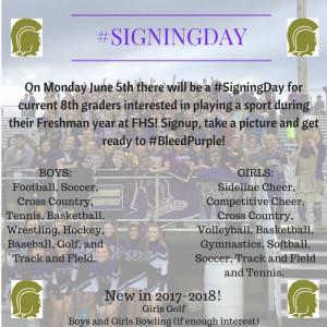 SigningDay