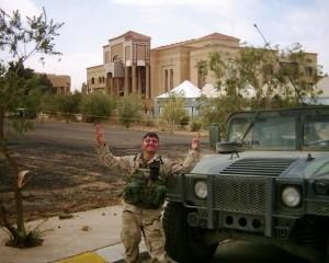 Medina at Saddam's Palace