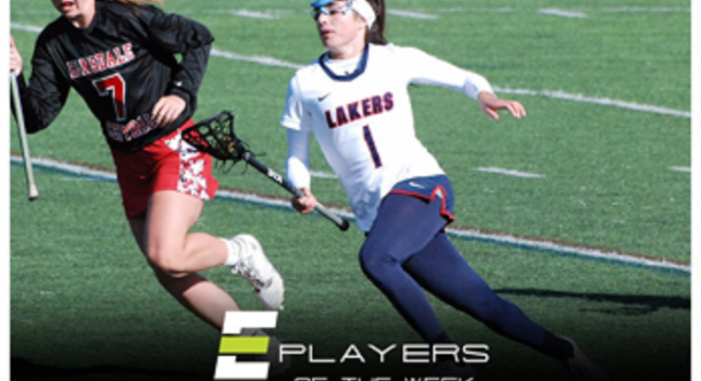 Epoch National Lacrosse Player of the Week