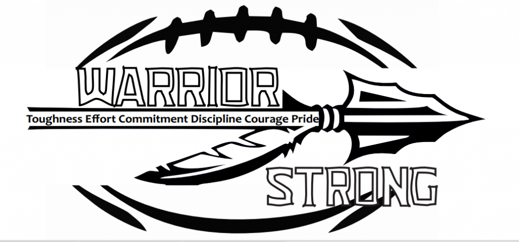 Warrior Football Week #1 things to do