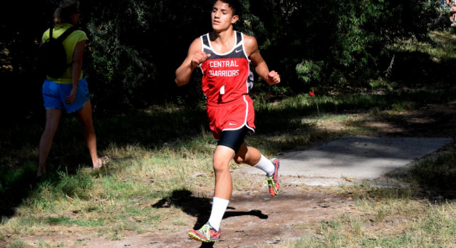 Warrior Invitational up first for the cross country team