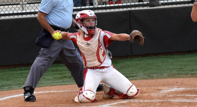 Softball opens the season with many new faces in the lineup