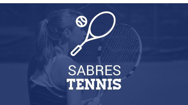 Sartell High School Girls Varsity Tennis falls to Melrose High School 4-3