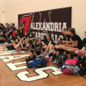 Volleyball Scrimmage at Alexandria