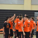 SMHS Boys Varsity Volleyball vs Hillsdale 2016-04-20