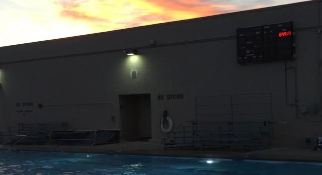 San Mateo High School Girls Varsity Water Polo falls to Half Moon Bay High School 9-1