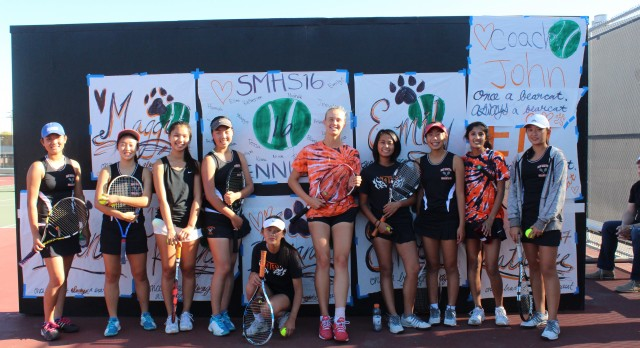 Season in Review: 8. Girls Tennis