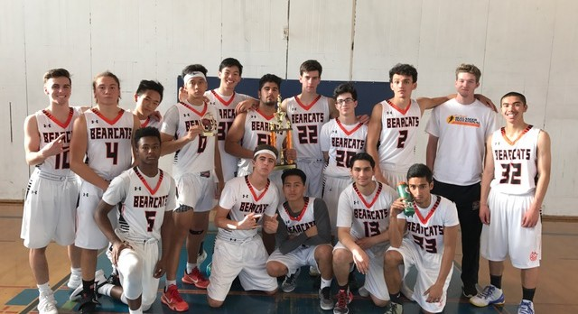 Boy's Basketball finishes in 3rd at Balboa Invitational Tournament