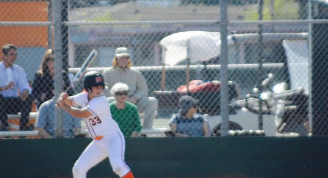 San Mateo High School Varsity Softball falls to King's Academy 15-13